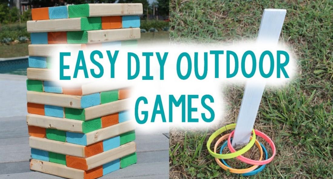 DIY Games and Fun Activities