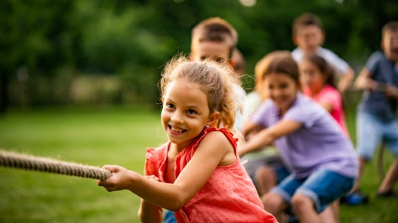 What is the Function of Fun and Games in Education?